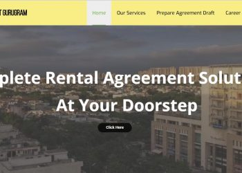 Rent agreement gurugram
